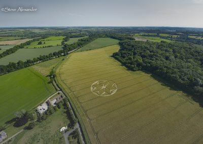 Fulley Wood, Hants |  21st June 2021 | Barley | HL2