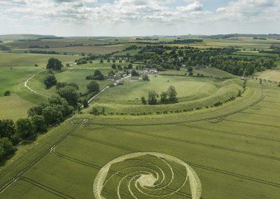 Avebury, Wilts | 2nd July 2021 | Wheat | L2SA