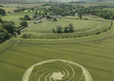 Avebury, Wilts | 2nd July 2021 | Wheat | LSA