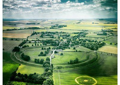 Avebury, Wilts | 2nd July 2021 | Wheat | KA