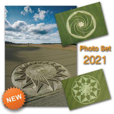 Crop Circle Photo Sets